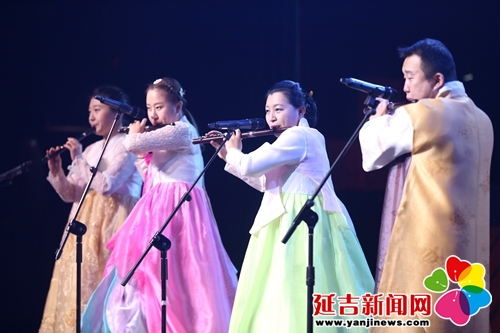 木管四重奏《新春和云雀》 金洪石 摄
