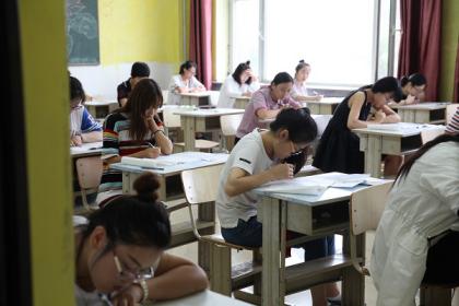 2017年度特岗教师招聘笔试长春开考