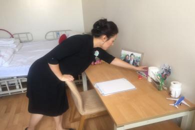 """北京姑娘投身""""吉心工程"""" 4年救助6500名贫困心脏病患者www.yh3209.com"""