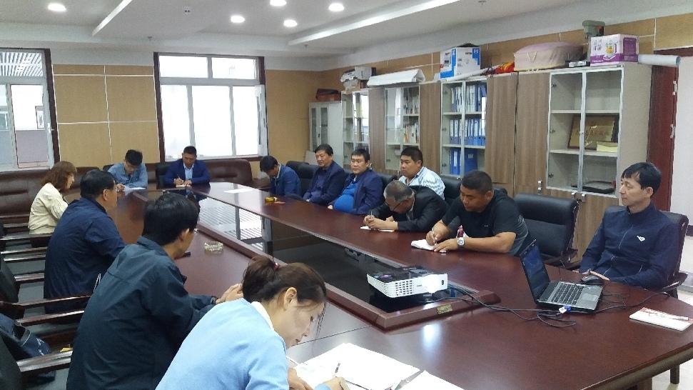 吉林省图们市交通运输局召开全市农村公路部署会
