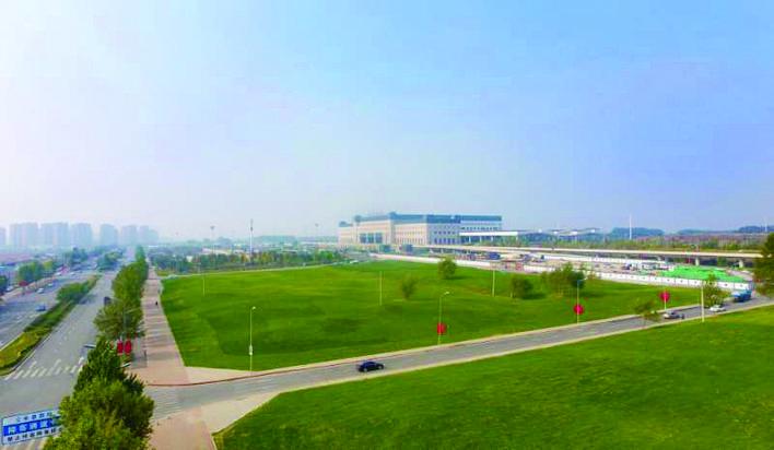 """长春市绿园区打造""""城市会客厅""""""""一站、四园、四横五纵""""绿化格局愈加清晰!"""