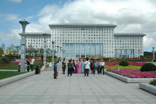 延边朝鲜族-延边朝鲜族自治州成立60年
