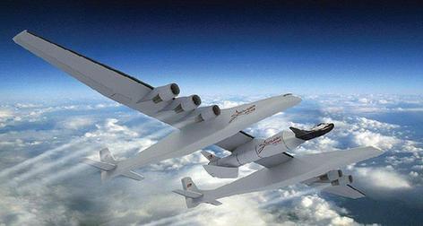 """世界最大飞机""""大鹏"""""""