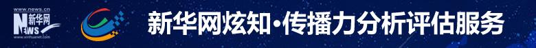新華網炫知·傳播力分析評估服務