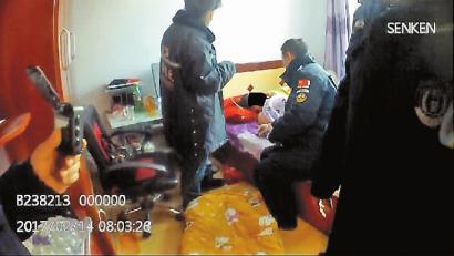 敦化女子網聊直播自殺幸虧警方及時營救脫險