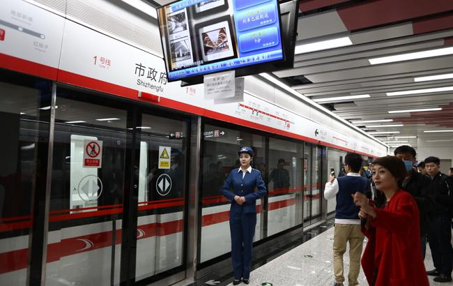 長春地鐵1號線達到試運營評估8個標準要求
