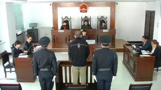 延邊州法院刑事訴訟制度改革證人出庭首案開審