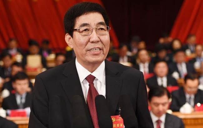 圖集 中國共産黨吉林省第十一次代表大會開幕