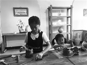 第六届中国长春国际陶艺作品邀请展举行