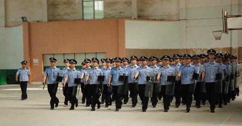 吉林省公安廳高速公路公安局開展正風肅紀大整頓活動