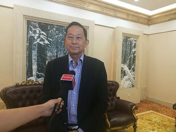 【中外企业家走进长春·访谈】新加坡元立集团董事局主席陈逢坤