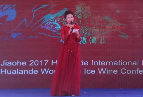 2017華蘭德國際冰酒節開幕式