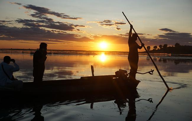 航拍:吉林莫莫格湿地