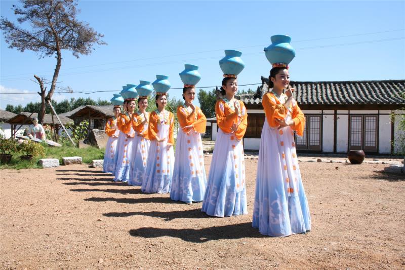 """第八屆""""中國朝鮮族農夫節"""""""