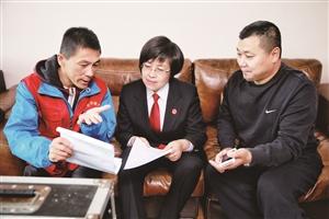 吉林省首部基層法院微電影即將上演