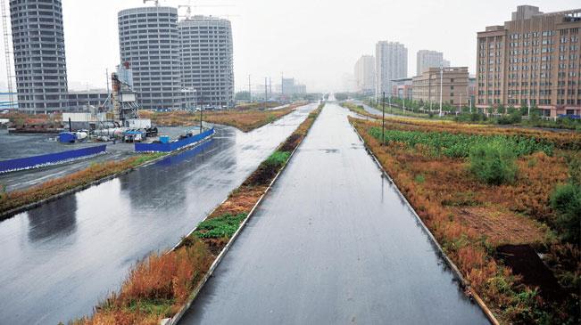 長春市啟動硅谷大街延長線工程 連通公主嶺