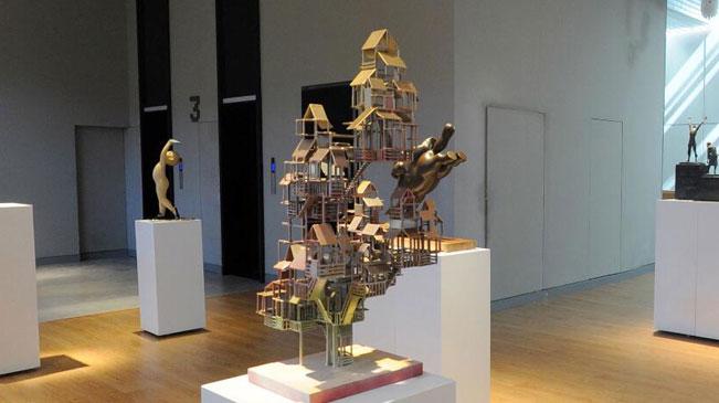 新華網vr全景帶您走進長春雕塑博物館