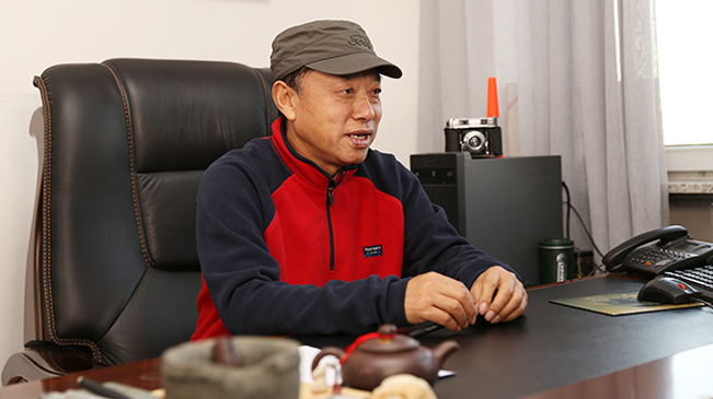 新华访谈·吉林省摄影家协会主席赵春江