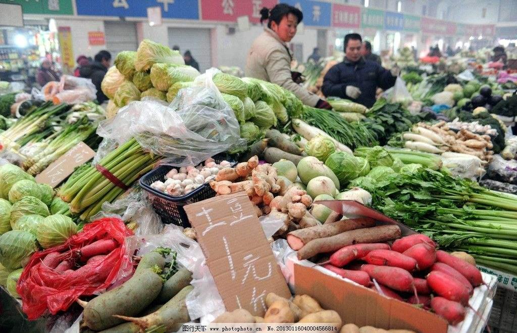 受天气影响 长春市蔬菜价格将上涨