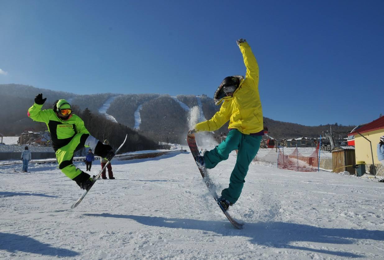 长春市将推出系列冰雪节庆活动