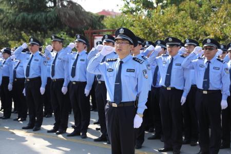 吉林省公安机关圆满完成党的十九大安保维稳工作