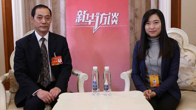 新華訪談·吉林省食品藥品監督管理局局長郭洪志