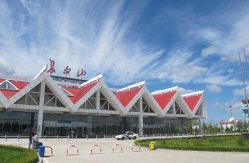長白山機場春運開通四條新航線