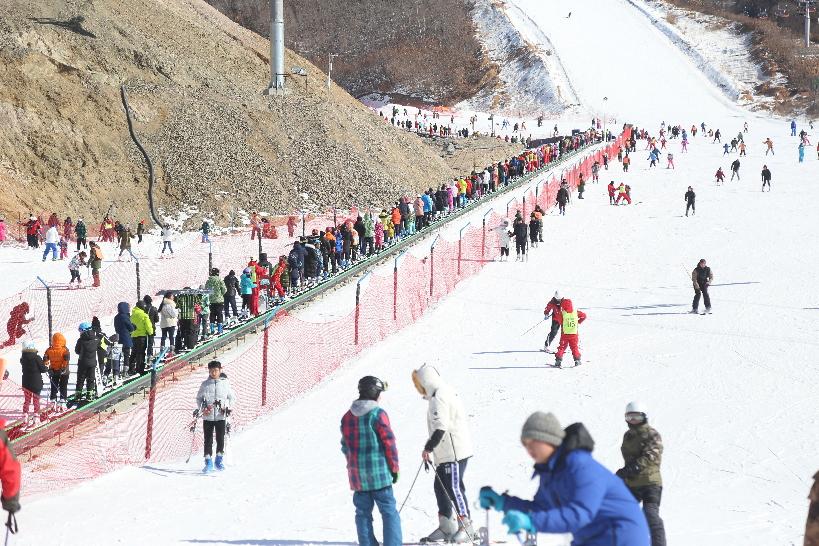 春節期間延吉旅遊收入2.8億創新高