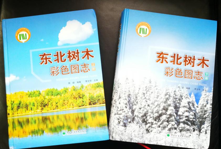 """《东北树木彩色图志》首次载入我国新发现植物""""青姬木"""""""