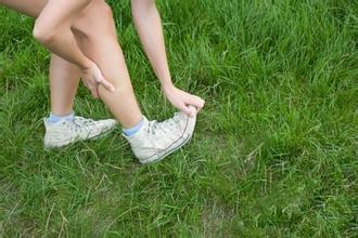 小腿抽筋不只出现在冬天 面对抽筋该咋办
