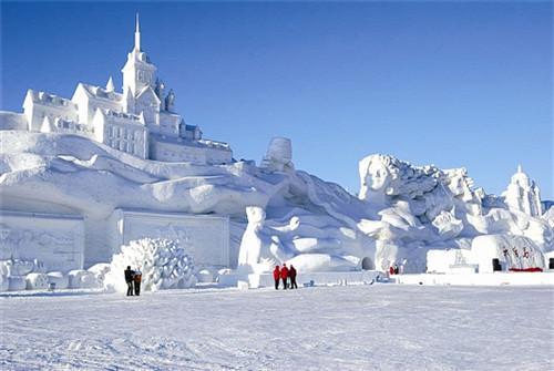 吉林省冰雪旅游调查报告出炉
