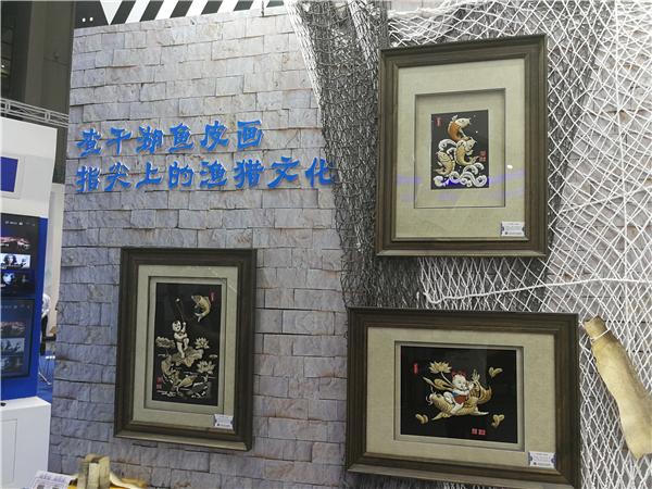 吉林文化产品亮相深圳文博会