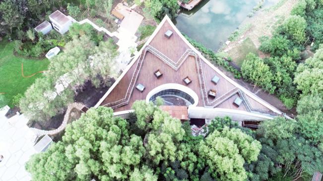 長春水文化生態園建設開始收尾  預計10月1日免費開放