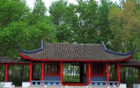 吉林风景—长山明珠园