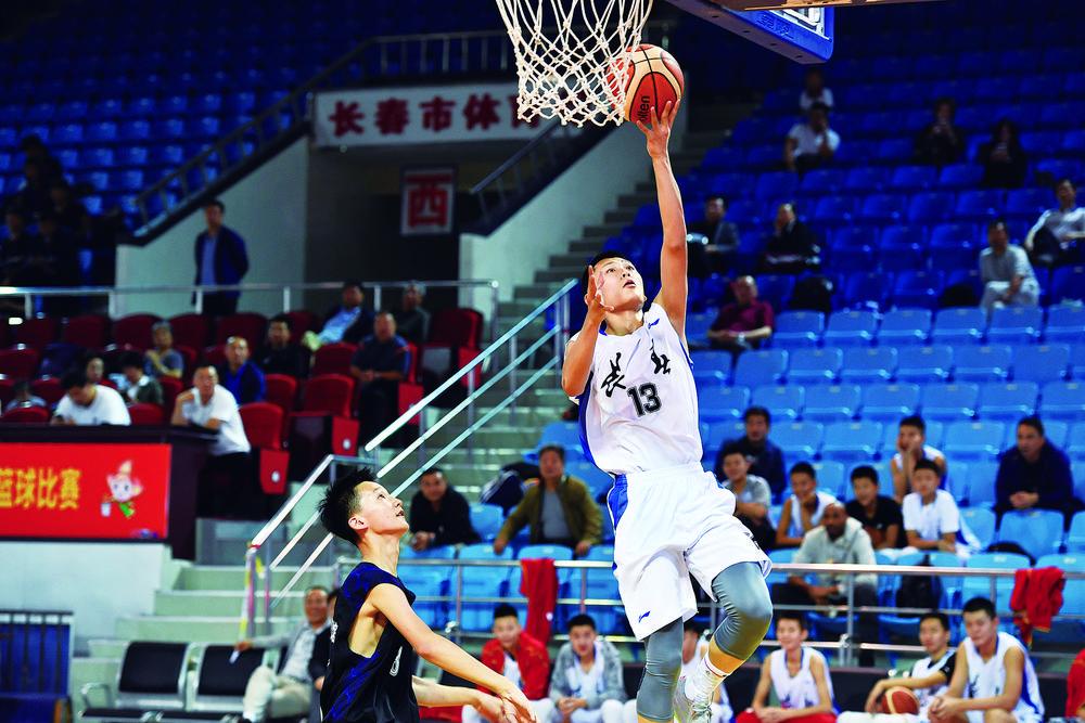 吉林省运会长春市包揽三项篮球冠军
