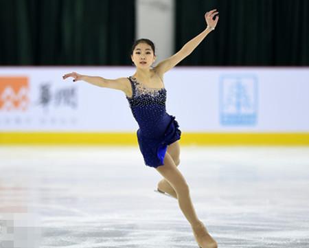 長春籍女子花樣滑冰名將李子君退役