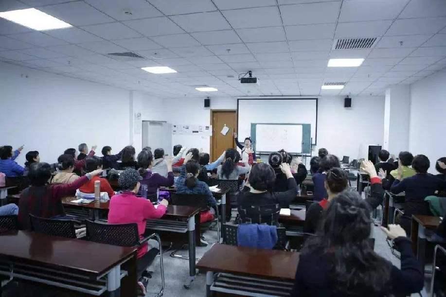 吉林省將在高等學校開設老年課堂