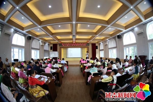 延吉市朝鮮語公益作文講堂開辦十年碩果頗豐