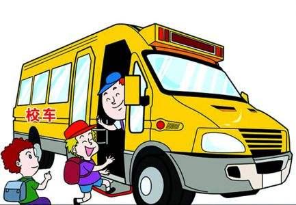 開學季交警總隊確保校車安全出行