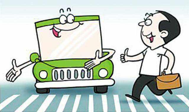 長春市處罰機動車不禮讓斑馬線交通違法行為14695件