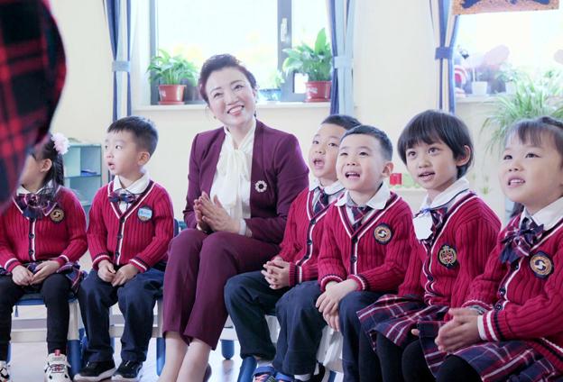 【新华访谈】孙磊:办负责任的学前教育 做幸福幼教人