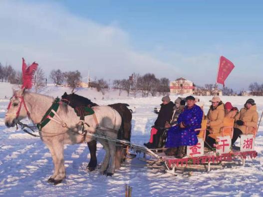 """吉林省开展""""非遗过大年 文化进万家""""活动"""
