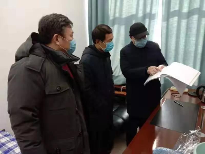 吉林省教育廳到長春外國語學校檢查指導工作