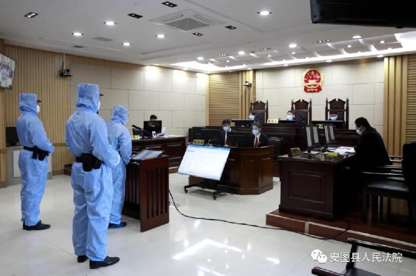 延邊州首例涉疫情妨害公務案件宣判