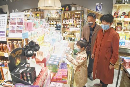 长春市首批文旅特色消费示范街区揭牌