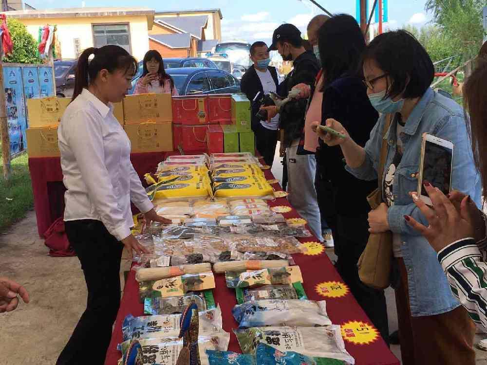 吉林市意禾田蒙古族风情文化旅游节开幕