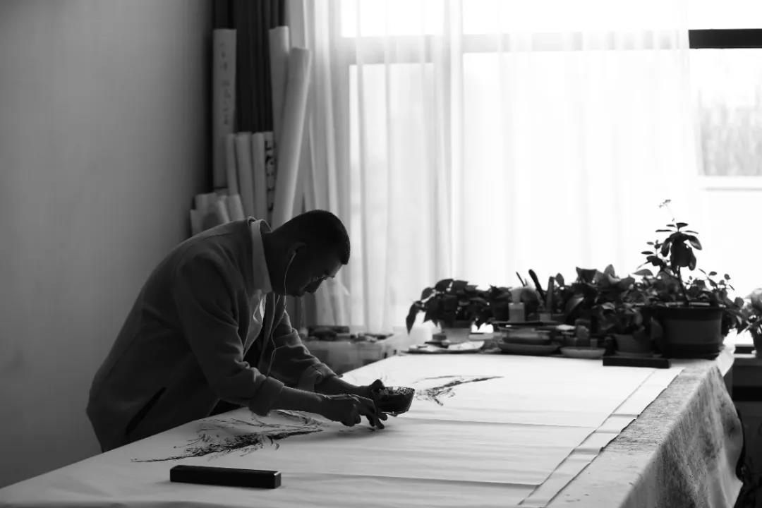 新展預告   一帶一路·王馳濤筆墨山水行畫展