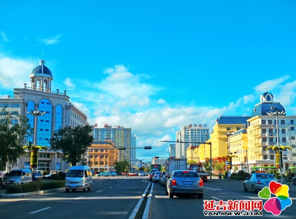 延吉市10月份空氣質量優良率達100%