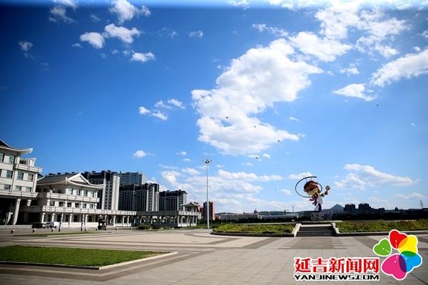 風雨同舟圓夢文明城——寫在延吉成為全國文明城之際
