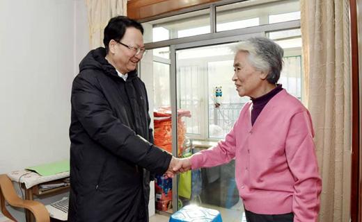 景俊海在長春市調研:堅決打贏抗擊暴雪冰凍災害這場硬仗